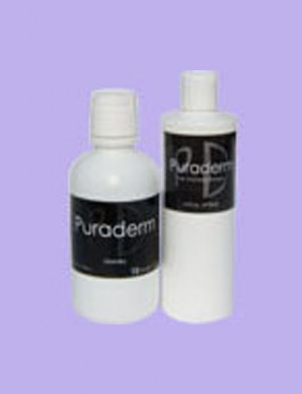 Puraderm 18 Wash Load Detergent and 16 oz Shampoo Trial Pack