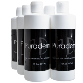 Puraderm Shampoo and Body Wash Deal (6 Bottles)
